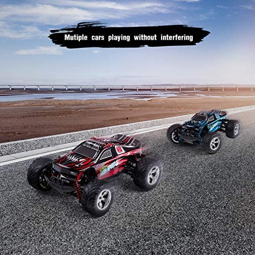61wWwq9xtIL. AC  - EACHINE Remote Control Car for Kids Adults,EC09 RC Car High Speed 1:20Scale 40+ KM/H 4WD Off Road Monster Trucks,2.4GHz All Terrain Toy Trucks with 2 Rechargeable Battery,40+ Min Play Gifts for Boys