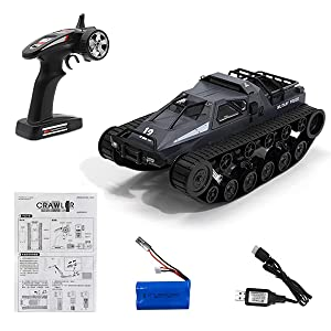 65ab4175 ecd6 49f0 afaa 3c935b072b13.  CR0,0,600,600 PT0 SX300 V1    - Mostop Remote Control Crawler High Speed Tank Off-Road 4WD RC Car 2.4 Ghz RC Army Truck 1/12 Drift Tank RC Tank for Kids Adults