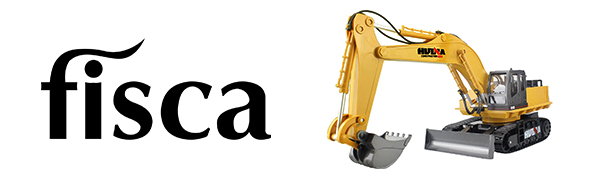 6c9af4d4 99d9 4f1d a527 da024d989d2b.  CR0,0,600,180 PT0 SX600 V1    - Fisca Remote Control Excavator RC Digger, 2.4Ghz 11 Channel Construction Vehicle Full Function Toy Metal Shovel with Lights and Sound