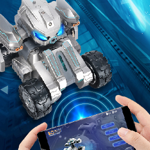 7598342c 8a38 4013 bb5b 369a30fd8523.  CR0,0,300,300 PT0 SX300 V1    - RC Car Remote Control Car with 720P HD FPV Camera 1/18 Remote Control Truck Gravity Sensor Rc Truck for Kids Versus Mode Rock Crawler Car Gift for Boys and Girls (Updated Android App)