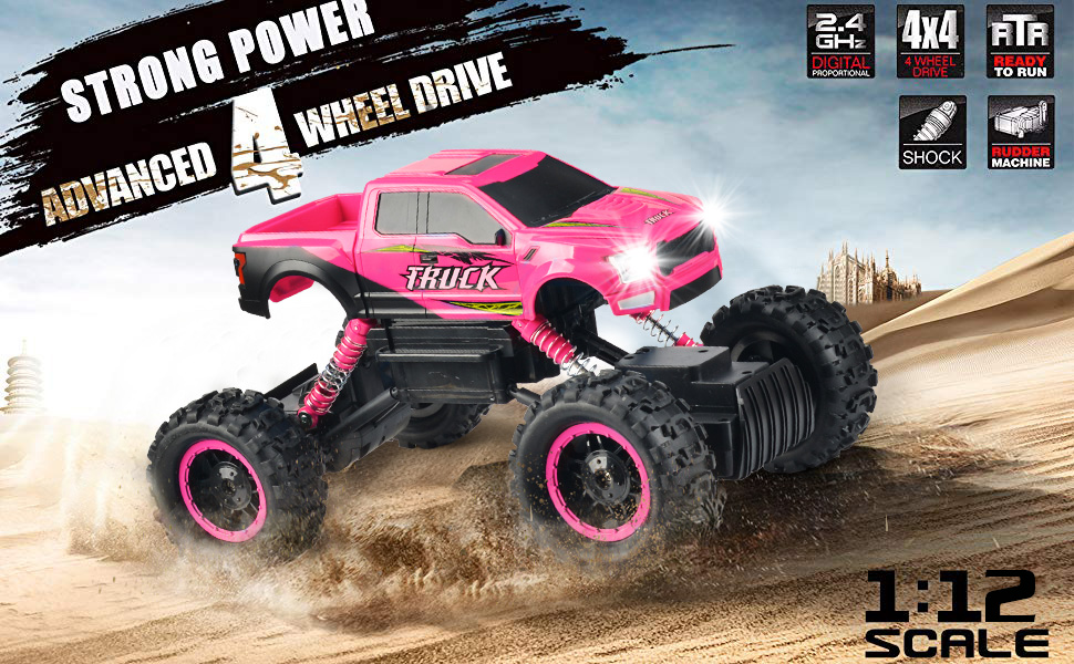 bfb9f61f fb91 4adb 87b3 b1ee114fdf0f.  CR0,0,970,600 PT0 SX970 V1    - DOUBLE E RC Cars Newest 1:12 Scale Remote Control Car with Rechargeable Batteries and Dual Motors Off Road RC Trucks,High Speed Racing Car for Kids