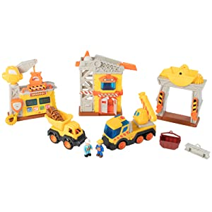 e1fd6f29 fe2e 4d54 8578 445d534fabb2.  UX300 V1    - Fat Brain Toys Construction Site Playset Imaginative Play for Ages 3 to 4