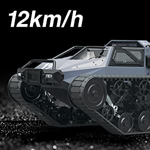 efe51308 119c 4970 920a 71a37efeade8.  CR0,0,600,600 PT0 SX300 V1    - Mostop Remote Control Crawler High Speed Tank Off-Road 4WD RC Car 2.4 Ghz RC Army Truck 1/12 Drift Tank RC Tank for Kids Adults