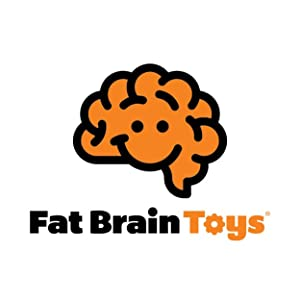 raztEYcDQBel. UX300 TTW   - Fat Brain Toys Construction Site Playset Imaginative Play for Ages 3 to 4