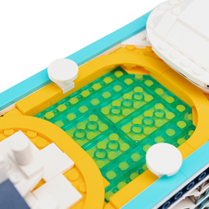 1687782c 16ba 4b1c 88e1 e752332ca83c.  CR0,0,300,300 PT0 SX300 V1    - Nifeliz Cruise Liner Model, Toy Boat Building Blocks Kits and Engineering Toy, Construction Set to Build, Model Set and Assembly Toy for Teens(2428 Pcs)