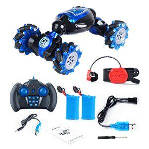 1f22dd01 8213 4adc b12b b5c95828f61d.  CR0,0,300,300 PT0 SX300 V1    - RC Stunt Car,1:12 Large RC Drift Car, 4WD 2.4G Gesture Sensing Control Double Sided Rotating Remote Control Car, 360° Flips Twisted Off Road RC Car with 2 Batteries, KB KAIBO Crawler RC Cars for Boys