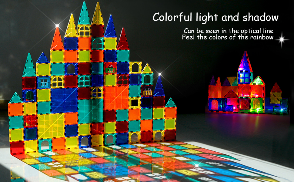 20e486dd 9736 49d0 9746 17ba5c2755a5.  CR0,0,970,600 PT0 SX970 V1    - HOMOFY Kids Magnet Tiles Toys 2021 New Upgrade 120Pcs 3D Magnetic Building Blocks Magnetic Tiles, Inspiration Educational Building Construction Learning Gifts for 3 4 5 6 Year Old Boys Girls