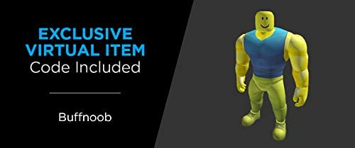 31Q5I87R5zL. AC  - Roblox Action Collection - Meme Pack Playset [Includes Exclusive Virtual Item]
