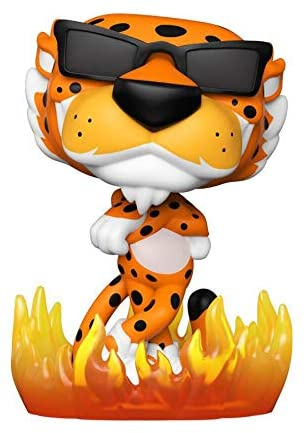 413xtnm9 vL. AC  - Funko POP! Ad Icons #117 - Chester Cheetah [Glow in The Dark] Exclusive