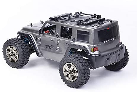419zbv2TXNL. AC  - Remote Control Car, 1:14 Scale RC Cars Off-Road 4WD Electric Rock Crawler Monster Vehicle Truck with Rechargeable Batteries for Boys Kids Teens and Adults