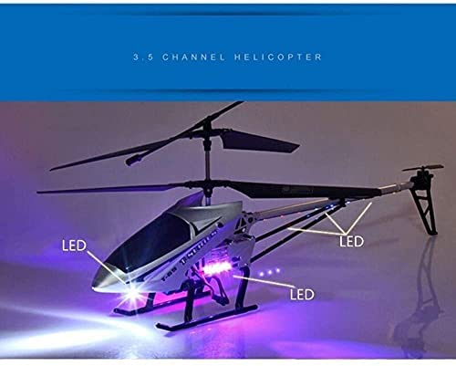 41H4pQf7HuS. AC  - Remote Control Car, Children Remote Control CarRC Helicopter Remote Control Helicopter Aircraft Toys Photography Large Drop-Resistant Alloy Children'S Toy Model Easy To Learn Good Operation 3.5 Channe
