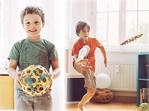 41MqHd18ljL. AC  - Binabo Construction Toy - Open-Ended, Easy Connections, Create Anything! - Made from 100% Renewable Resources (240 Pieces)