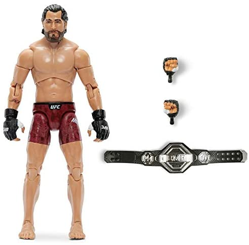 41RQ8kmxkRL. AC  - UFC Ultimate Series Jorge Masvidal Action Figure - 6.5 Inch Collectible