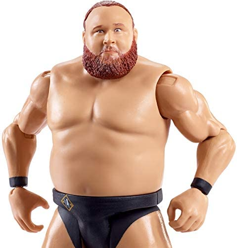 41cIbVnLLJL. AC  - WWE Otis Action Figures, Posable 6-in Collectible for Ages 6 Years Old & Up