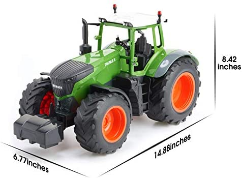 41do1P8icvL. AC  - Cheerwing 2.4Ghz 1:16 RC Farm Tractor Remote Control Monster Car RC Construction Toy