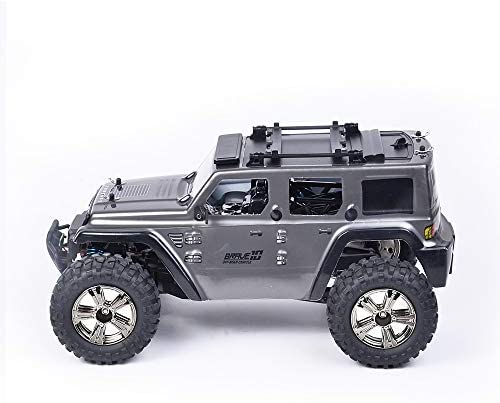 41dyr1M9XDL. AC  - Remote Control Car, 1:14 Scale RC Cars Off-Road 4WD Electric Rock Crawler Monster Vehicle Truck with Rechargeable Batteries for Boys Kids Teens and Adults