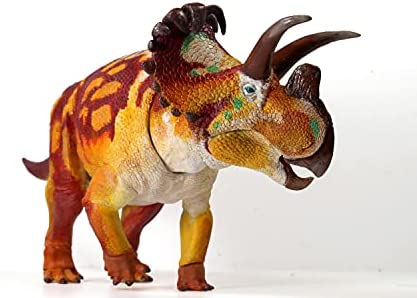 41e7qJDjVIS. AC  - Creative Beast Studio Beasts of The Mesozoic: Ceratopsian Series Wendiceratop 1:18 Scale Action Figure