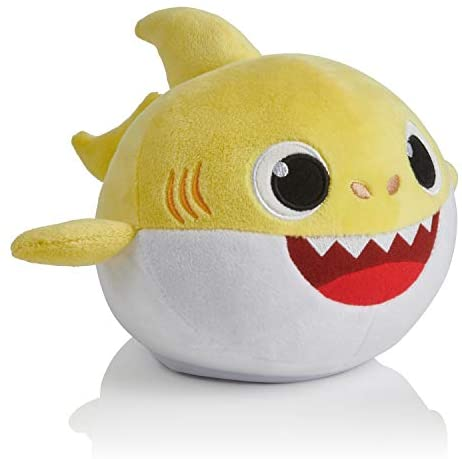 41ebnuG5E6L. AC  - WowWee Pinkfong Baby Shark Official Dancing Doll