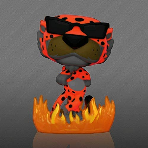 41xYoro6y3L. AC  - Funko POP! Ad Icons #117 - Chester Cheetah [Glow in The Dark] Exclusive