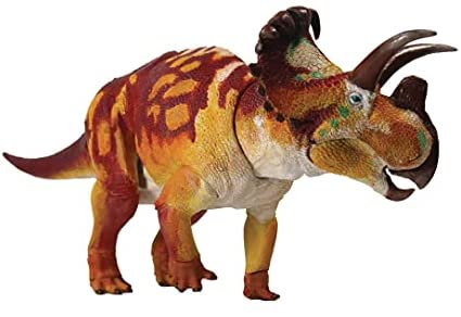 41yQIg4x9IS. AC  - Creative Beast Studio Beasts of The Mesozoic: Ceratopsian Series Wendiceratop 1:18 Scale Action Figure