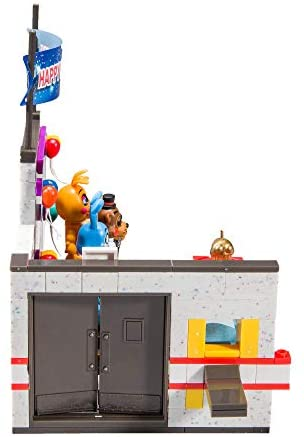 41zCYImT3uL. AC  - McFarlane Toys Five Nights at Freddy's The Toy Stage Large Set