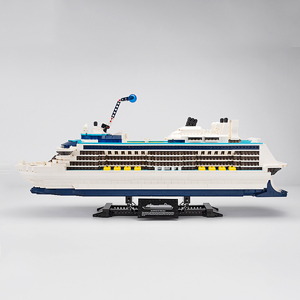 43900cc6 e64b 427e 9514 381010afa8b0.  CR0,0,300,300 PT0 SX300 V1    - Nifeliz Cruise Liner Model, Toy Boat Building Blocks Kits and Engineering Toy, Construction Set to Build, Model Set and Assembly Toy for Teens(2428 Pcs)