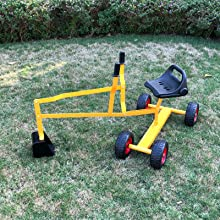 469076bd 18a6 4f84 8b9d 8328e62febd1.  CR0,0,1600,1600 PT0 SX220 V1    - Hand-Mart Ride On Sand Digger with Wheels, Sandbox for Kids, Play Toy Excavator Crane with 360° Rotatable Seat for Sand, Snow and Dirt, Heavy Duty Steel Digging Toys for Boys Girls Outdoor