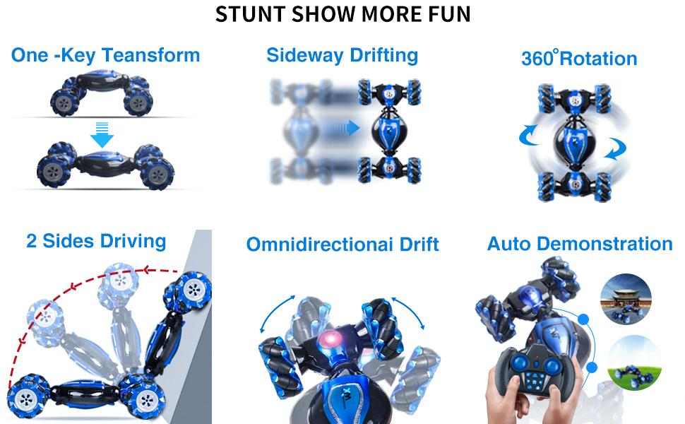 4dff24dc 14f4 4d1c 96fc e9cbd8bd19c2.  CR0,0,970,600 PT0 SX970 V1    - RC Stunt Car,1:12 Large RC Drift Car, 4WD 2.4G Gesture Sensing Control Double Sided Rotating Remote Control Car, 360° Flips Twisted Off Road RC Car with 2 Batteries, KB KAIBO Crawler RC Cars for Boys
