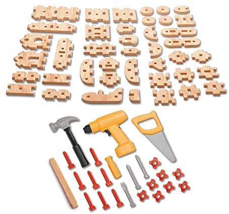 51Kx1TsvtzL. AC  - Step2 Real Projects Toy Workshop With Tools