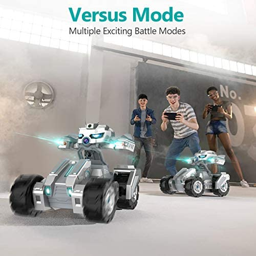 51SS1AMg7EL. AC  - RC Cars, Remote Control Car with 720P HD Camera, 4WD WiFi FPV High Speed Gravity Sensor with Lights, AR Mode Electric RC Trucks 1:18 Versus Mode Car with Rechargeable Battery for Kids and Adults