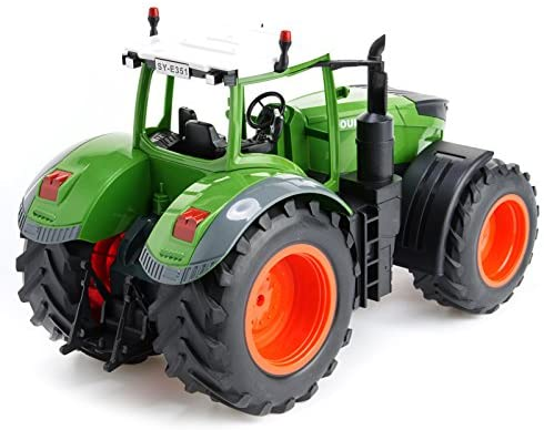 51SlSril+8L. AC  - Cheerwing 2.4Ghz 1:16 RC Farm Tractor Remote Control Monster Car RC Construction Toy