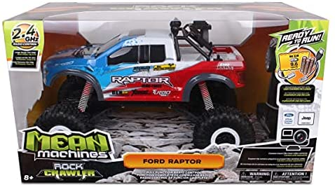 51T2nuFOUgS. AC  - NKOK Mean Machines 4x4 Offroad Xtreme RC Ford F-150 Raptor
