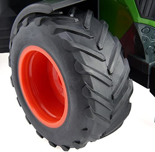51piYPsiXDL. AC  - Cheerwing 2.4Ghz 1:16 RC Farm Tractor Remote Control Monster Car RC Construction Toy