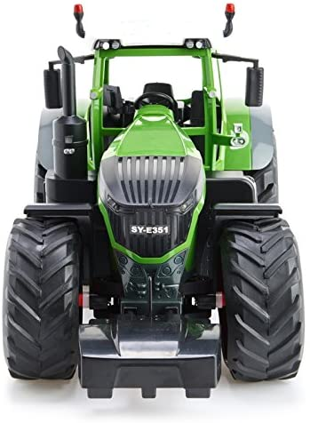 51sBsGDpayL. AC  - Cheerwing 2.4Ghz 1:16 RC Farm Tractor Remote Control Monster Car RC Construction Toy