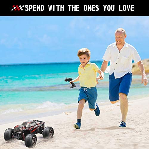 51wH2Y7gt L. AC  - LUKAT Remote Control Car, 1:20 Off Road RC Racing Car 26+ Km/h High Speed Electric Monster 4x4 Waterproof Toy Vehicle Truck 2.4Ghz Radio Controlled Car Gift for Adults and Kids, Hobbyist Grade