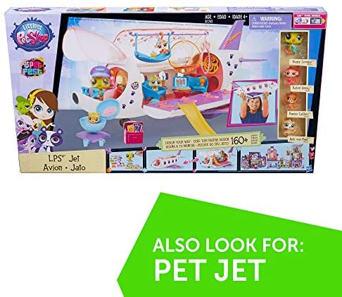 51yhrR591oL. AC  - Littlest Pet Shop Pet Party Spectacular Collector Pack Toy, Includes 15 Pets, Ages 4 and Up(Amazon Exclusive)