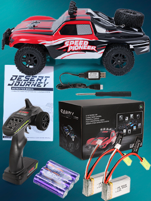 53b79e96 0f85 4c7d b399 1c7b4e1f48a9.  CR0,0,300,400 PT0 SX300 V1    - RC Cars, 1/18 Scale High-Speed Remote Control Car for Adults Kids, 40+ kmh 4WD 2.4GHz Off-Road Monster RC Truck, All Terrain Electric Vehicle Toy Boy Gift with 2 Batteries for 40+ Min Play