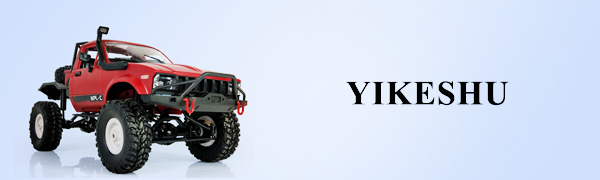 541f5395 a25b 4ec6 83b7 896f3a4eb5de. CR0,0,600,180 PT0 SX600   - YIKESHU Rc Truck Remote Control Off-Road Racing Vehicles 1:16 2.4G 2CH 4WD Off-Road Kids RC Toy Climb Semi Truck RTR Trailer The LED Lights (Red)