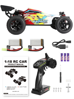 54c9cb0f 8a2a 41e4 9088 c5a65ad7073f.  CR0,0,300,400 PT0 SX300 V1    - RC Car 1/18 High Speed 4WD Electric Remote Control Car, 30+MPH 2.4GHz All Terrain Off-Road Rally Buggy Racing Cars Toys, with Two Rechargeable Batteries for 40+ Min Play, Gift for Boys Teens Adults