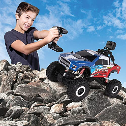 614kuoXIoNS. AC  - NKOK Mean Machines 4x4 Offroad Xtreme RC Ford F-150 Raptor