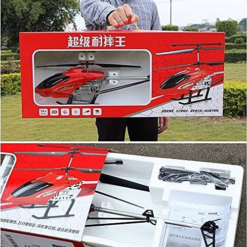 61p2T71Ou6S. AC  - Remote Control Car, Children Remote Control CarRC Helicopter Remote Control Helicopter Aircraft Toys Photography Large Drop-Resistant Alloy Children'S Toy Model Easy To Learn Good Operation 3.5 Channe
