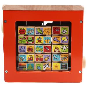 74cb16ee 0227 44cc b15e c98ae6f0c904.  CR0,0,300,300 PT0 SX300 V1    - GEMEM Wooden Activity Cube Bead Maze Toy Animal Learning Letters Gear Toys for Toddler Kid