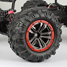 76ba9ba9 5fd6 4011 ae7b 036074adf9b6.  CR0,0,1200,1200 PT0 SX220 V1    - Hosim Large Size 1:10 Scale High Speed 46km/h 4WD 2.4Ghz Remote Control Truck 9125,Radio Controlled Off-Road RC Car Electronic Monster Truck R/C RTR Hobby Grade Cross-Country Car (Blue)