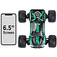 79e97565 735b 4cca 8217 0dcbe10c695c.  CR0,0,300,300 PT0 SX220 V1    - 1:20 Scale RC Cars 30+ kmh High Speed - Boys Remote Control Car 4x4 Off Road Monster Truck Electric - 4WD All Terrain Waterproof Toys Trucks for Kids and Adults - 2 Batteries for 40+ Min Play Time