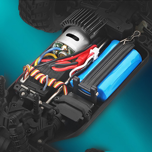 8a1f1a2b dc3f 452e afab 3d17857bf229.  CR0,0,300,300 PT0 SX300 V1    - RC Cars, 1/18 Scale High-Speed Remote Control Car for Adults Kids, 40+ kmh 4WD 2.4GHz Off-Road Monster RC Truck, All Terrain Electric Vehicle Toy Boy Gift with 2 Batteries for 40+ Min Play