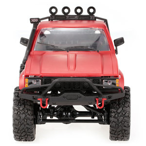 905f8714 1398 47d0 849e f3ac1334040a. CR0,0,300,300 PT0 SX300   - YIKESHU Rc Truck Remote Control Off-Road Racing Vehicles 1:16 2.4G 2CH 4WD Off-Road Kids RC Toy Climb Semi Truck RTR Trailer The LED Lights (Red)