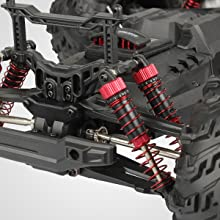 970b065c 3aed 41ed 9c99 8e739e4b87f3.  CR0,0,1200,1200 PT0 SX220 V1    - Hosim Large Size 1:10 Scale High Speed 46km/h 4WD 2.4Ghz Remote Control Truck 9125,Radio Controlled Off-Road RC Car Electronic Monster Truck R/C RTR Hobby Grade Cross-Country Car (Blue)