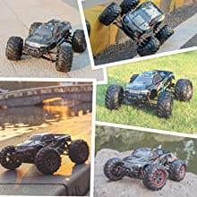 9db0ab86 9fd4 4df6 842d cd3fedde0789.  CR0,24,1551,1551 PT0 SX220 V1    - Hosim Large Size 1:10 Scale High Speed 46km/h 4WD 2.4Ghz Remote Control Truck 9125,Radio Controlled Off-Road RC Car Electronic Monster Truck R/C RTR Hobby Grade Cross-Country Car (Blue)