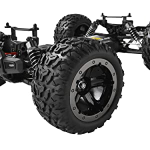bdde12f5 bdf7 4180 b4de b348b7b24829.  CR0,0,3000,3000 PT0 SX300 V1    - BEZGAR 1 Hobby Grade 1:10 Scale Remote Control Truck, 4WD High Speed 48+ kmh All Terrains Electric Toy Off Road RC Monster Vehicle Car Crawler with 2 Rechargeable Batteries for Boys Kids and Adults