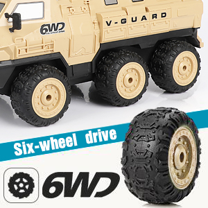 c3f2866a b3d8 48f8 a24e 5ce19c740e8a.  CR0,0,300,300 PT0 SX300 V1    - RC Military Truck, RC Army Trucks, 120 Min Play 6WD 1/16 Scale RC Army Car, 2.4 GHz Remote Control High Speed Army Car, All-Terrain Off-Road Military Tank RC Car Vehicle for Adults Kids, 2 Batteries